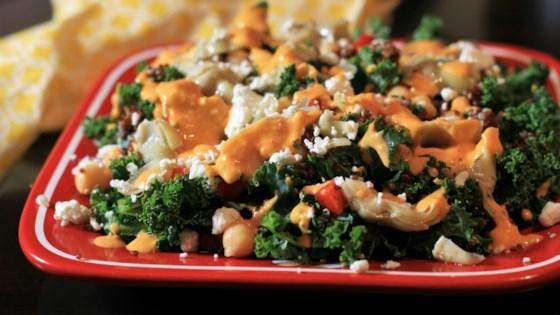 Photo of Mediterranean Kale Salad by Pitbbull87