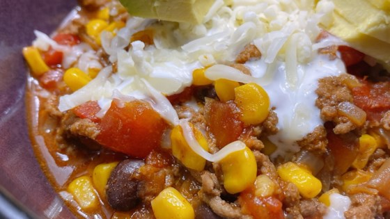 Photo of Instant Pot® Taco Soup by thedailygourmet