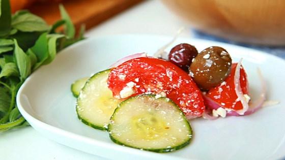 Photo of Greek Horiatiki Salad by Diana Moutsopoulos