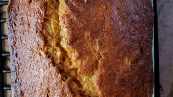 Photo of Mary Anne's Moist and Nutty Carrot Loaf by P Weiss