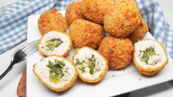Photo of Air Fryer Chicken Kiev Balls by Soup Loving Nicole