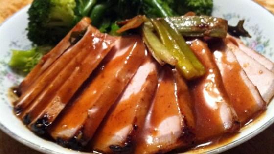 Photo of Honey Hoisin Pork Chops by Denise