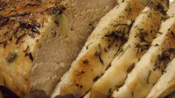 Photo of Pork Roast with Thyme by Teresa C. Rouzer