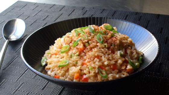 spicy tuna rice bowl review by stephanie b