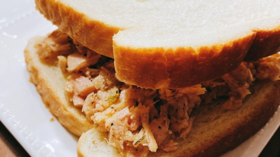 Photo of Tuna Salad without Mayonnaise by BREWHONKEY