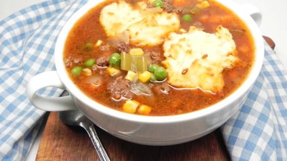 Photo of Instant Pot® Cottage Pie Soup by Soup Loving Nicole