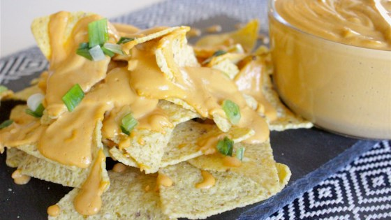 Photo of Vegan Nacho Cheese by Kylee Melo  RD