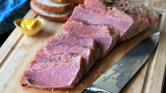 Photo of Sous Vide Corned Beef by France C