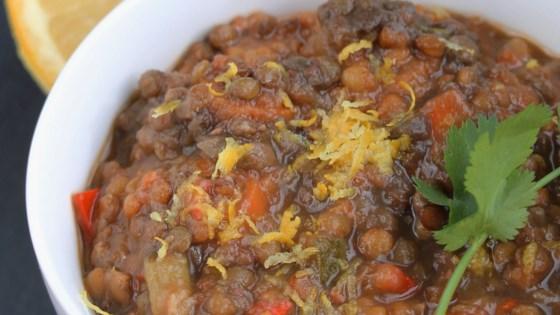 Photo of Instant Pot® Lentil Vegetable Soup by peloquinswife