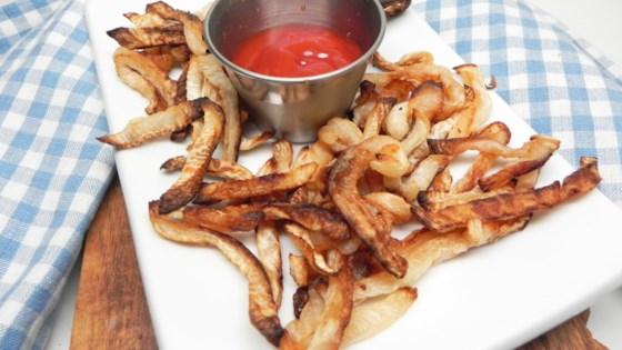 Photo of Turnip Fries by Hannah Schorzman