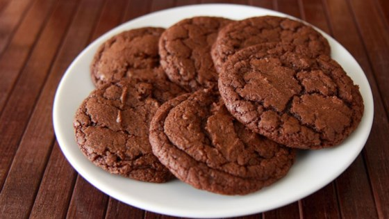 Ultimate Double Chocolate Cookies