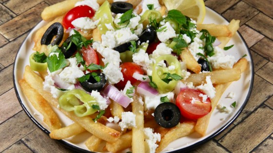 Photo of Loaded Greek Fries by lutzflcat