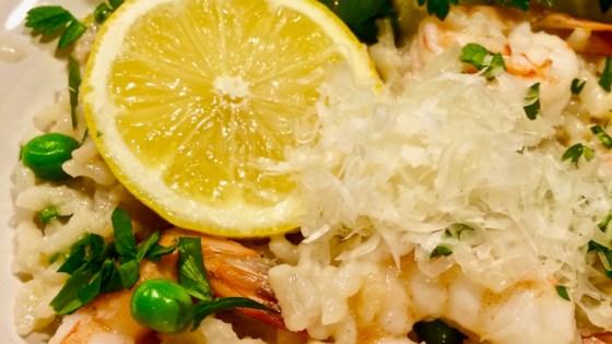 Photo of Instant Pot® Shrimp Risotto by Bibi
