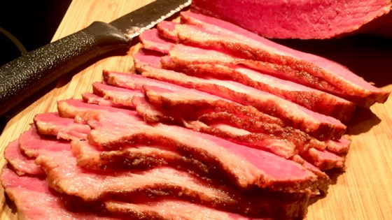 Photo of Easy Sous Vide Corned Beef by Bibi