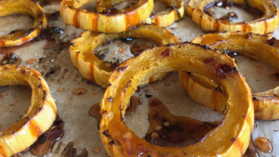 Photo of Roasted Delicata Squash with Hot Honey by LauraF