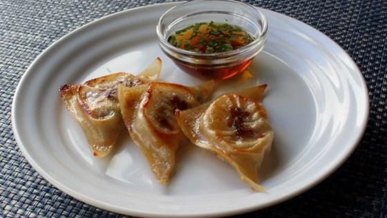 Photo of Spring Lamb Pan-Fried Dumplings by Chef John