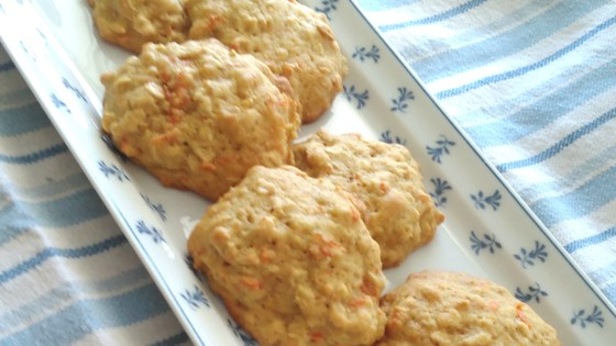 Photo of Carrot Cake Oatmeal Cookies by jennifer_dupree