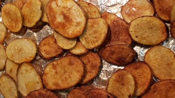 Photo of Oven-Baked Potato Slices by Jodster