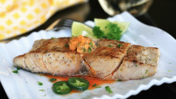 Photo of Sous Vide Mahi Mahi with Jalapeno-Lime Butter by France C