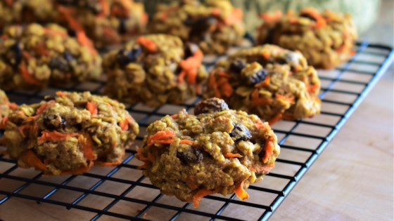 Photo of Healthier Carrot Oatmeal Cookies by CAMILLEELISE