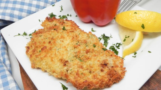 Photo of Air Fryer Wiener Schnitzel by Soup Loving Nicole