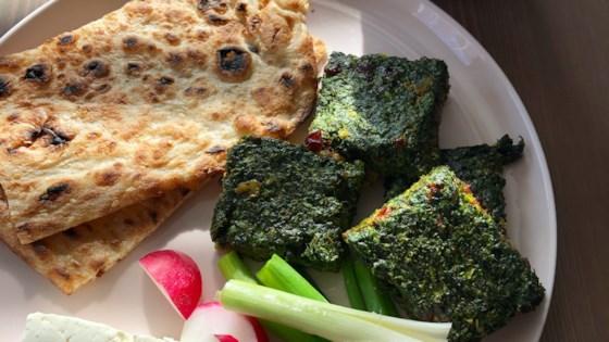 Photo of Kookoo Sabzi (Fresh Herb Frittata) by Naz Deravian