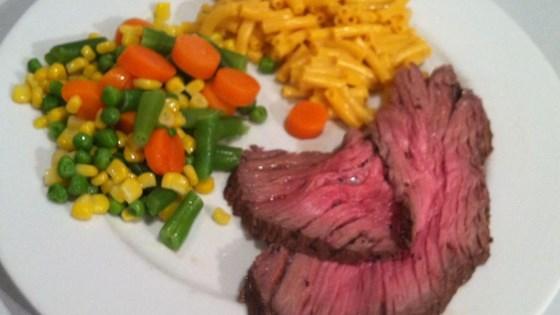 Photo of Herbed Beef in Salt Crust by Marc Boyer