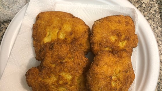 Photo of Southern-Style Hot Water Cornbread by DEEVA1