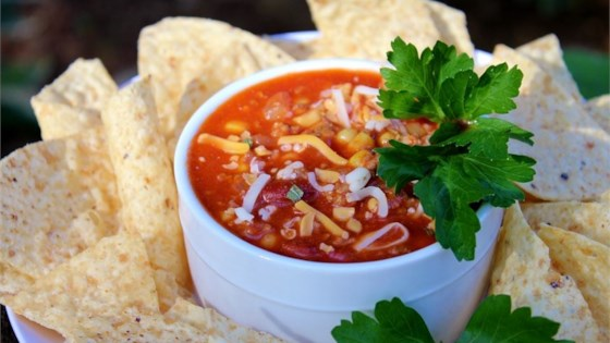 beccas taco soup review by jag