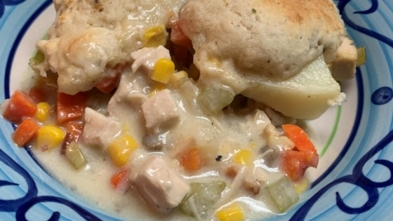 Photo of Chicken and Dumplings with Bisquick® by Pam Smith