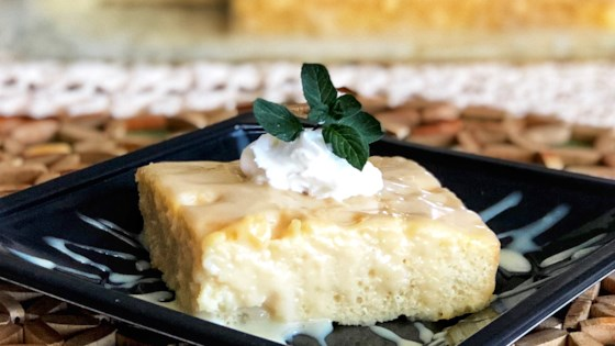 Photo of Vegan Tres Leches Cake by Yoly
