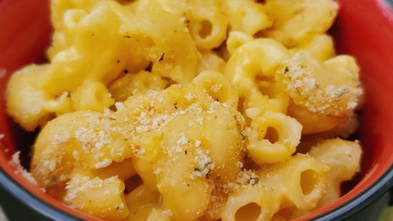 Photo of Sheet Pan Mac and Cheese by thedailygourmet