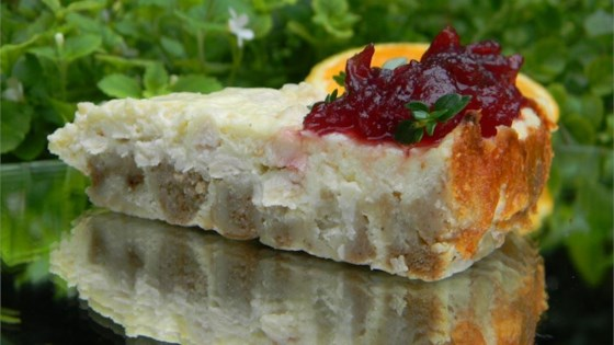 Photo of Leftover Turkey Cheesecake by Sarah Ford