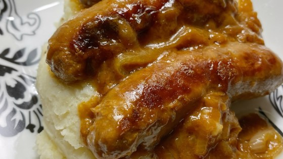 Photo of Instant Pot® Bangers and Mash by thedailygourmet