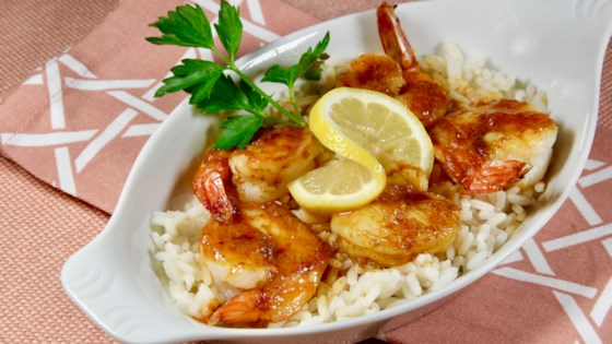 Photo of Curried Baked Shrimp by JKHILL