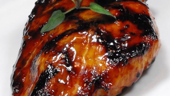 Asian Grilled Chicken Recipe
