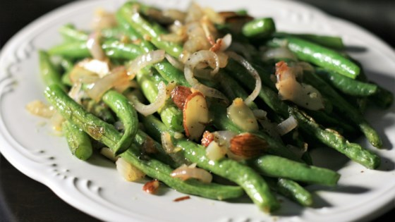 Photo of Roasted Green Beans and Shallots by Autumnswirl