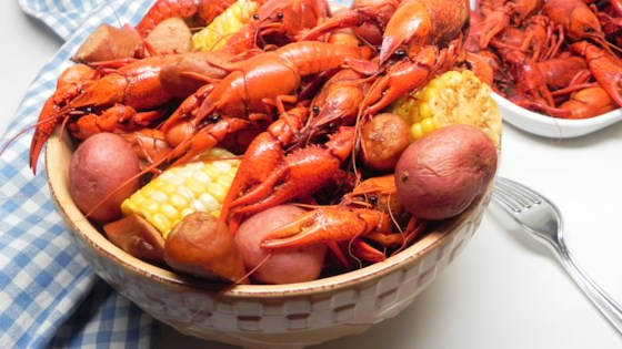 Photo of Instant Pot® Live Crawfish Boil for Four by Soup Loving Nicole