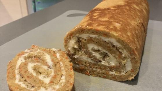 Photo of Carrot Cake Roll by SaraSunshine