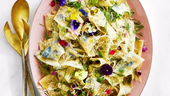 Photo of Spring Garden Pasta by Allrecipes Magazine