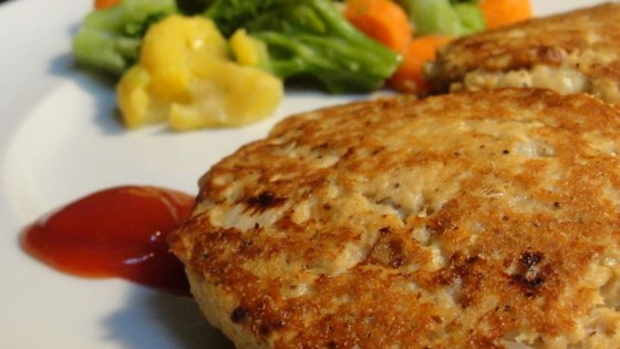 Photo of Grandma's Famous Salmon Cakes by JESS4UANDME