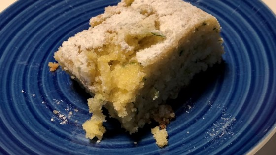 Photo of Lemon-Zucchini Texas Sheet Cake by AFGRANDMA