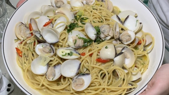 Photo of Spaghetti Risottati alle Vongole by Buckwheat Queen