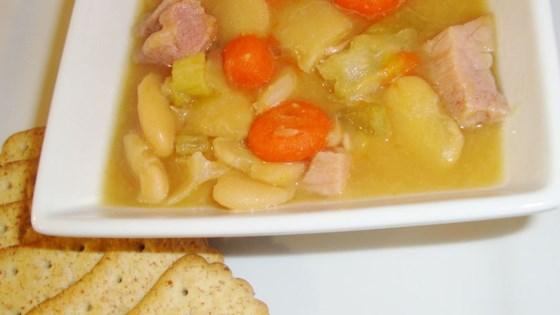 Photo of Senate Bean Soup by Yvonne Mooney