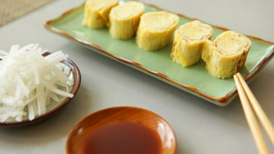 Photo of Tamagoyaki (Japanese Rolled Omelette) by ChefJackie