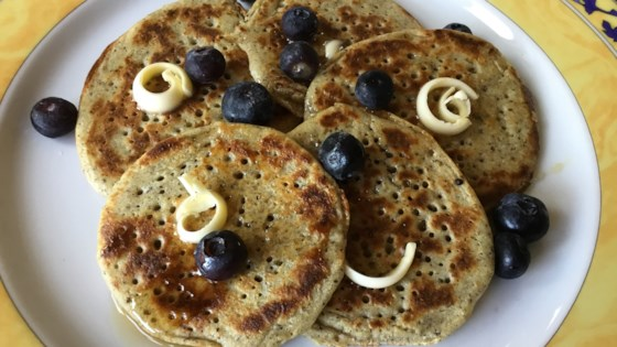 Photo of Overnight Sourdough Buckwheat Pancakes by nch