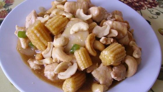 Cashew Chicken With Water Chestnuts Recipe Allrecipes