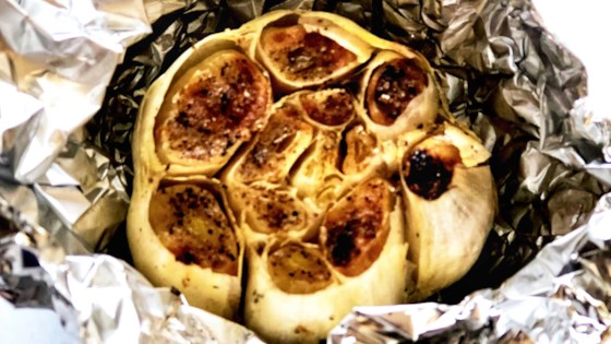 Photo of Air Fryer Roasted Garlic by Yoly