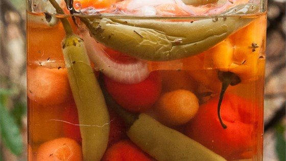 Photo of Pickled Jalapenos and Carrots by jcjeffers