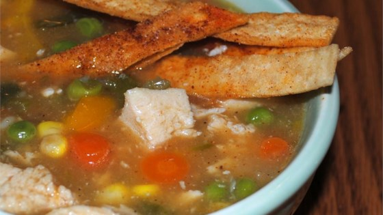 Photo of South of The Border Chicken Soup by CORWYNN DARKHOLME